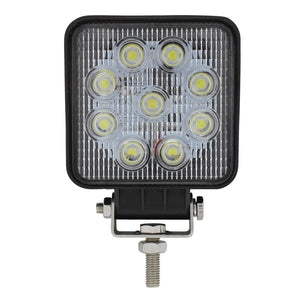 FLOOD LIGHT 9 LED SQUARE