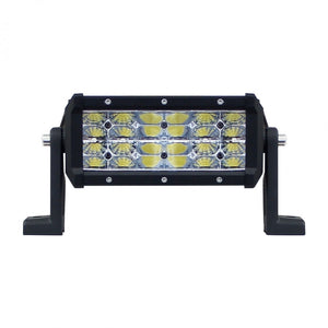 "8"" LIGHT BAR 24 LED 4 ROW REF HP"