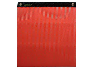 GROMMET MOUNT FLAG ORANGE
