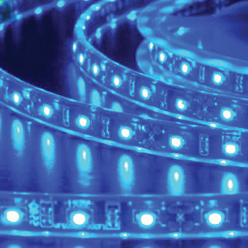5M LED STRIP 50/50 BLUE