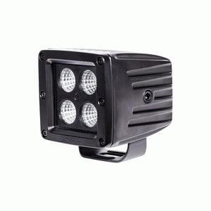 HEISE CUBE 4 LED BLACKOUT 960 LUMENS FLOOD