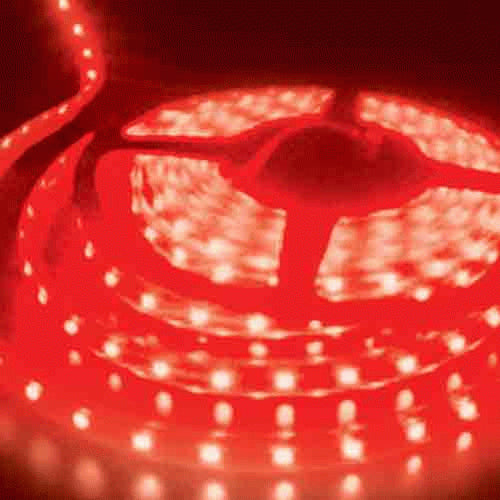5M LED STRIP 50/50 IP68 RED