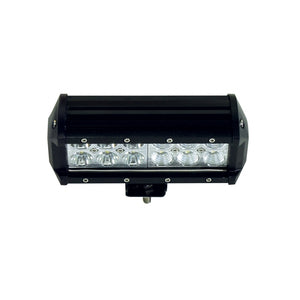 "7"" LIGHT BAR 3W 12 LED STUD MOUNT"