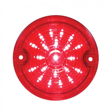 21 LED HARLEY TURN 1517 RED
