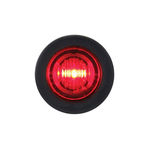 "3/4"" 3 LED RED/RED"