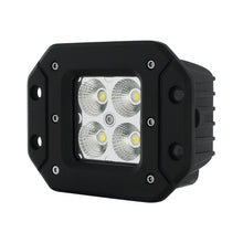 X2 FLOOD CUBE 4 LED FLUSH MT