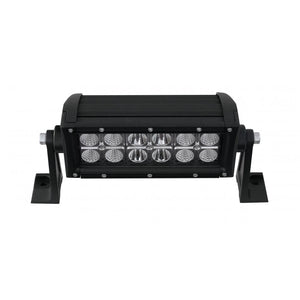 "7.5"" LED BAR 2 ROW 12 HP LIGHT BAR"