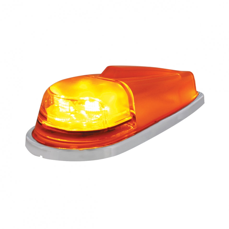 PICK UP CAB LIGHT 6 LED AMBER