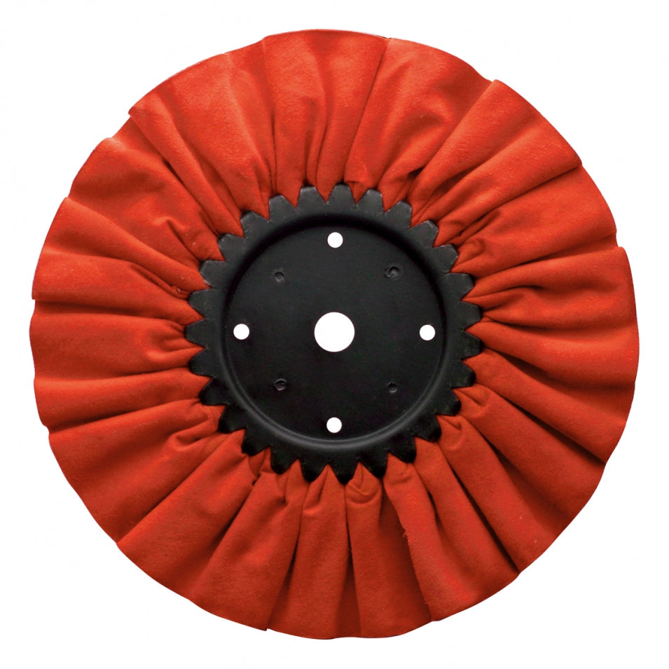 RED TREATED POLISHING WHEEL 10