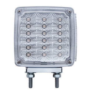 2 FACE FEND LT DRIVER  STAR LED CL