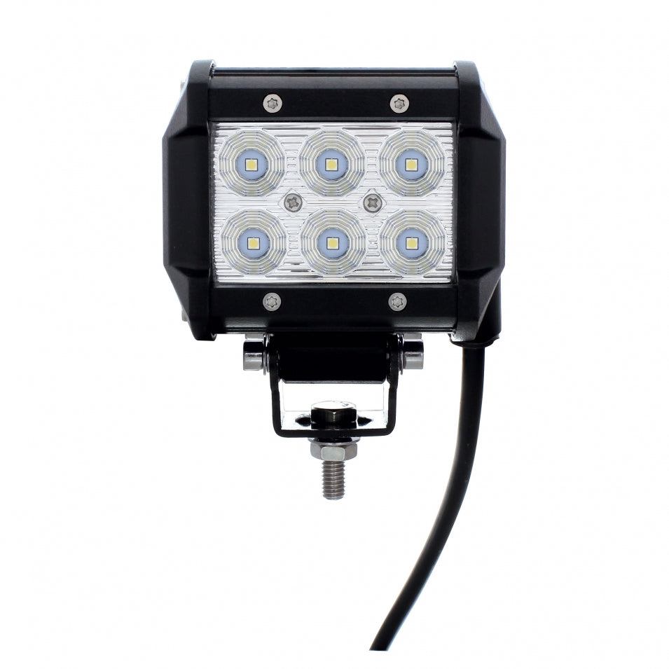 6 LED WORK DRIVING LIGHT FLOOD