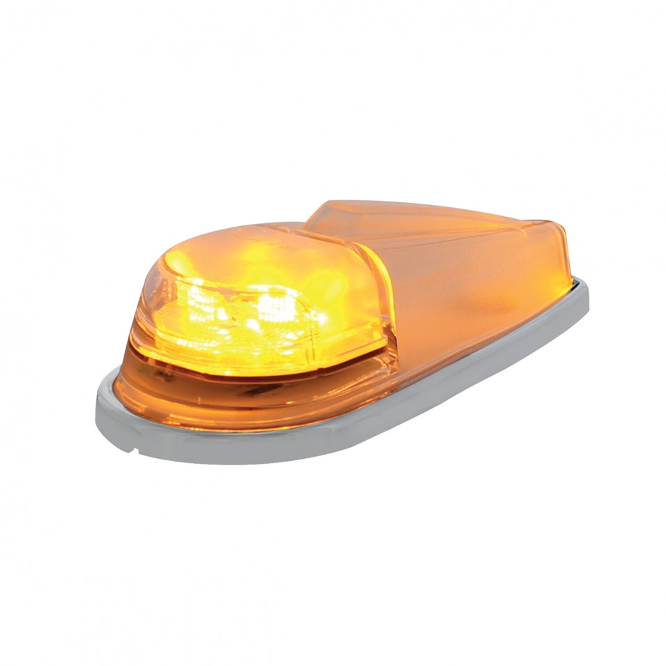 PICK UP CAB LIGHT 6 LED AMBER/CLR