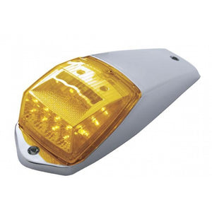 CAB AMBER 17 LED COMPLETE KIT