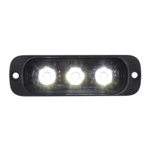 STROBE 3 LED SUPER THINK WHITE HP