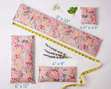 Warm Compress for Eyes | Moist Hot Pack | Pink Floral