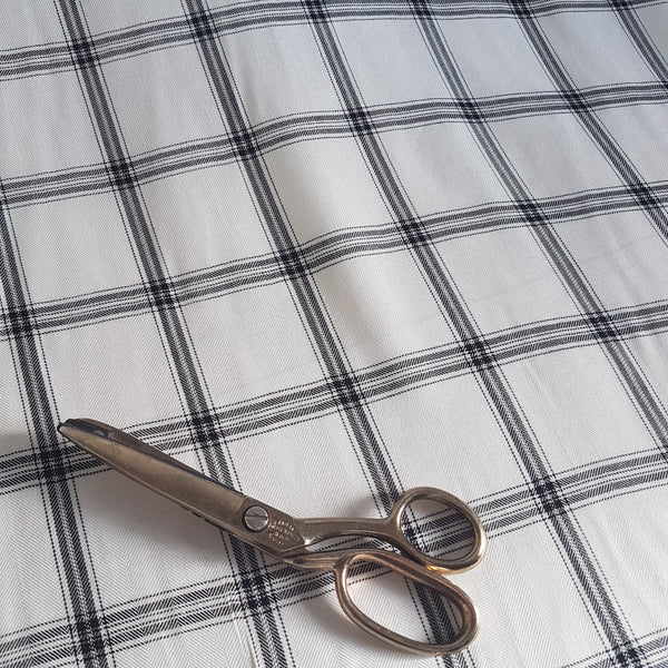 Windowpane Viscose