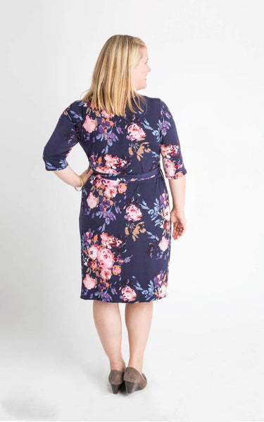 Appleton Wrap Dress by Cashmerette