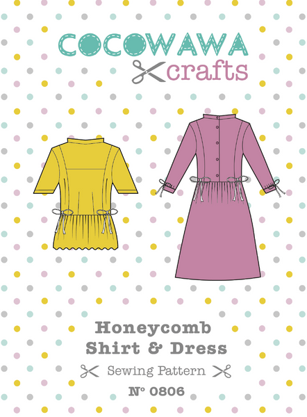 Honeycomb Dress - Cocowawa