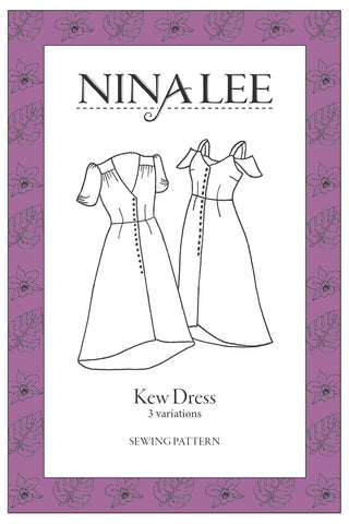Kew Dress - Nina Lee