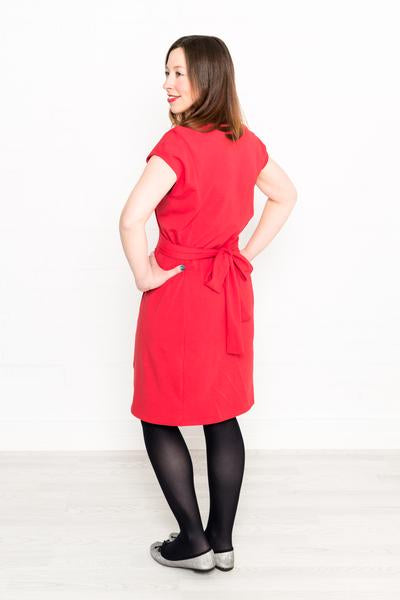 Cosy Jersey Dress & Tunic - My Handmade Wardrobe