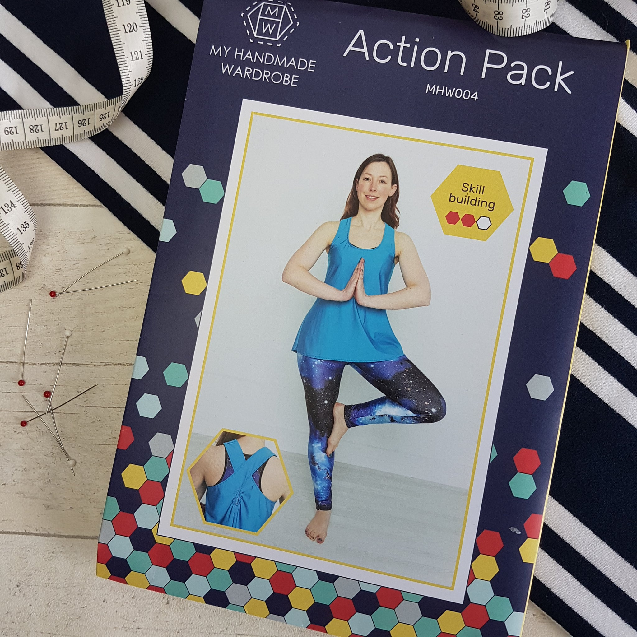 The Action Pack - My Handmade Wardrobe