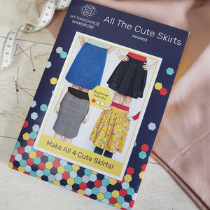 All The Cute Skirts - My Handmade Wardrobe