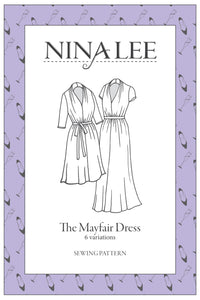 Mayfair Dress - Nina Lee