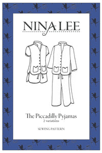 Piccadilly Pyjamas - Nina Lee