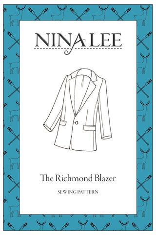 Richmond Blazer - Nina Lee