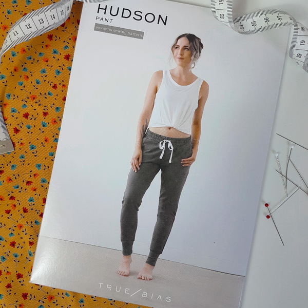 Hudson Pants by True Bias