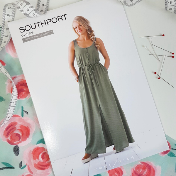 Southport Dress by True Bias