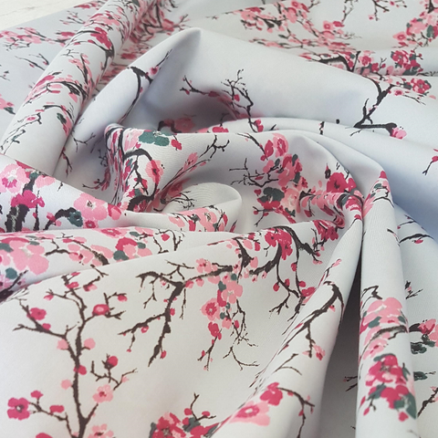 Blossom Cotton Sateen