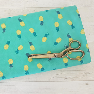 pinapple print cotton lawn AGF