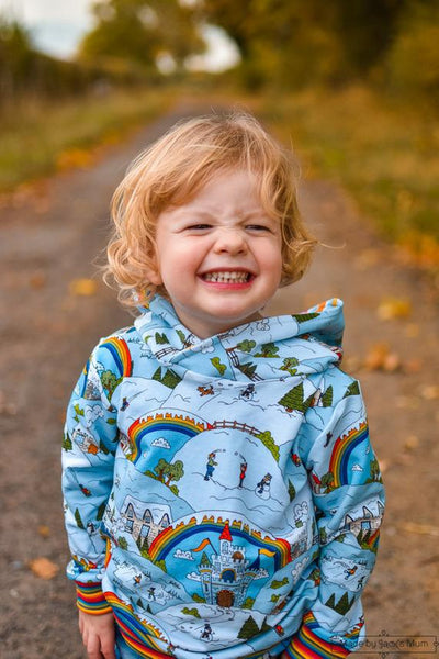 Made By Jacks Mum Childrens Hoody sewing pattern