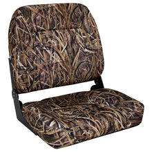 Wise Big Man Camouflage Edition 3057-728: Oversized Fishing Seat - Shadowgrass Blades