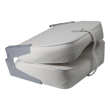 Wise 3313 Economy Low Back Fishing Seat