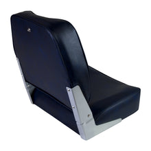 Wise 3313 Low Back Boat Seat - Rear View