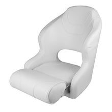 Wise 3315-784 Baja Series Ski Boat Bucket Seat w/ Flip Up Bolster
