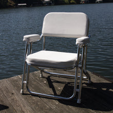 Wise 3316 Boaters Value Folding Deck Chair
