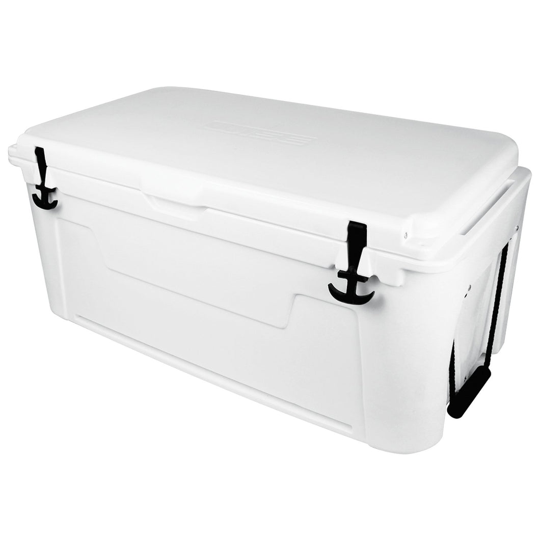 Wise 3332 Ice Cage 105 Qt Cooler w/ LED Illuminated Lid Powered by Lit Technologies- Premium Yeti Style Cooler