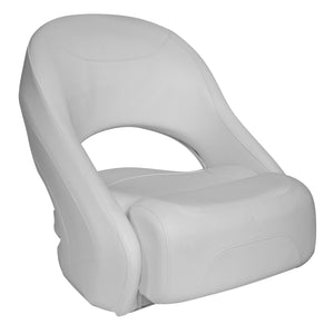 Wise 3336-1892 Classic Style Bucket Seat w/ Flip Up Bolster