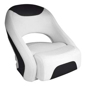 Wise 3336-1893 Classic Style Bucket Seat w/ Flip Up Bolster