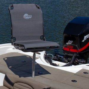 Wise 3373 AeroX™ Cool-Ride Mesh Boat Seat