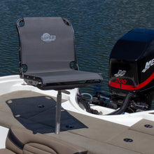 Wise 3374 AeroX™ Cool-Ride Mesh Mid Back Boat Seat