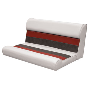 "Wise 8WD100-2-1009 Deluxe Pontoon Series 37"" Bench Cushions Only - Aftermarket Pontoon Furniture"