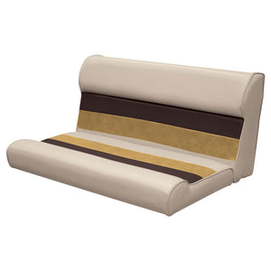 "Wise 8WD100-2-1010 Deluxe Pontoon Series 37"" Bench Cushions Only - Aftermarket Pontoon Furniture"