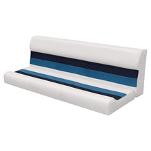"Wise 8WD106-2-1008 Deluxe Pontoon Series 55"" Bench Cushions Only - Aftermarket Pontoon Furniture"