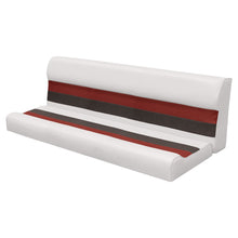 "Wise 8WD106-2-1009 Deluxe Pontoon Series 55"" Bench Cushions Only - Aftermarket Pontoon Furniture"