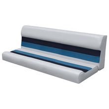"Wise 8WD106-2-1011 Deluxe Pontoon Series 55"" Bench Cushions Only - Aftermarket Pontoon Furniture"