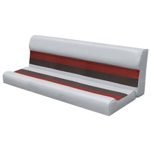"Wise 8WD106-2-1012 Deluxe Pontoon Series 55"" Bench Cushions Only - Aftermarket Pontoon Furniture"